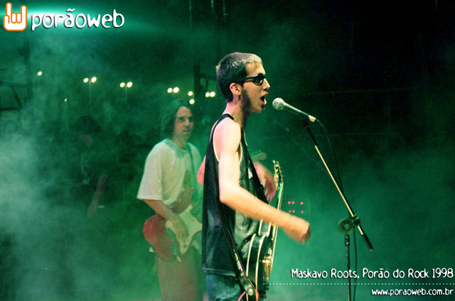 Porao Do Rock 1998 Maskavo Roots 2