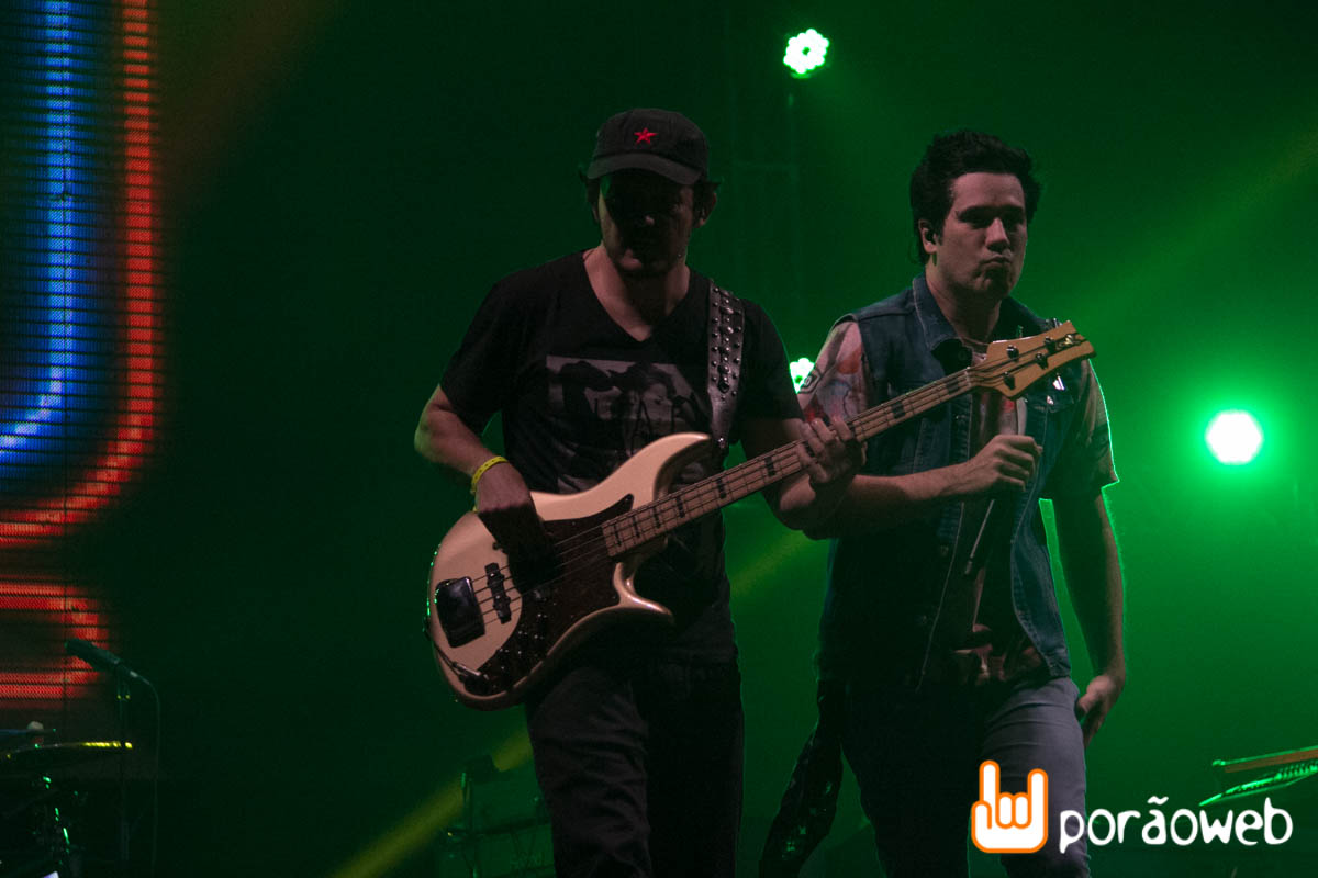 Porao Do Rock 2014 - Jota Quest
