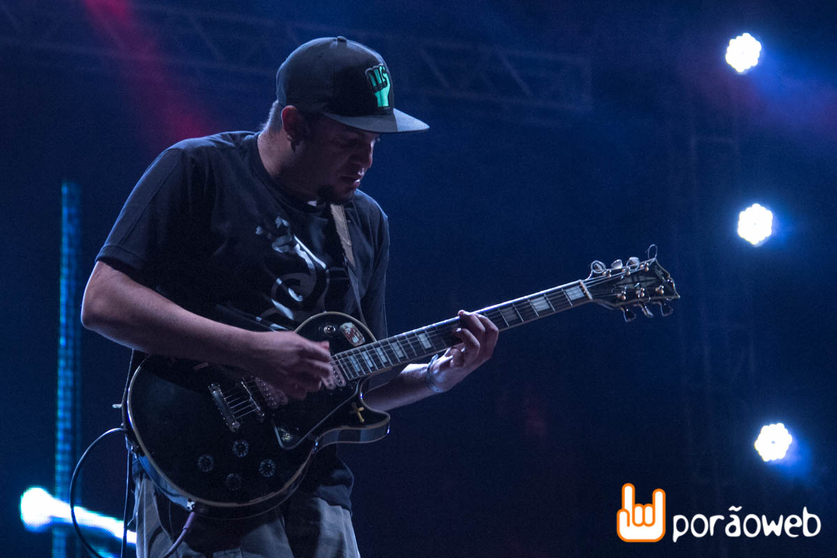 Porao Do Rock 2014 - Madre Negra